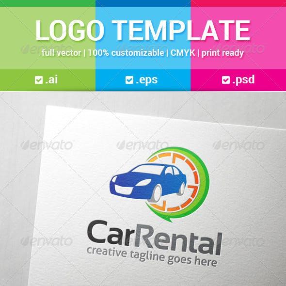 Car Rent Logo
