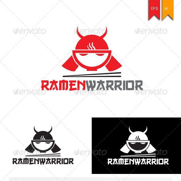 Ramen Warior Logo