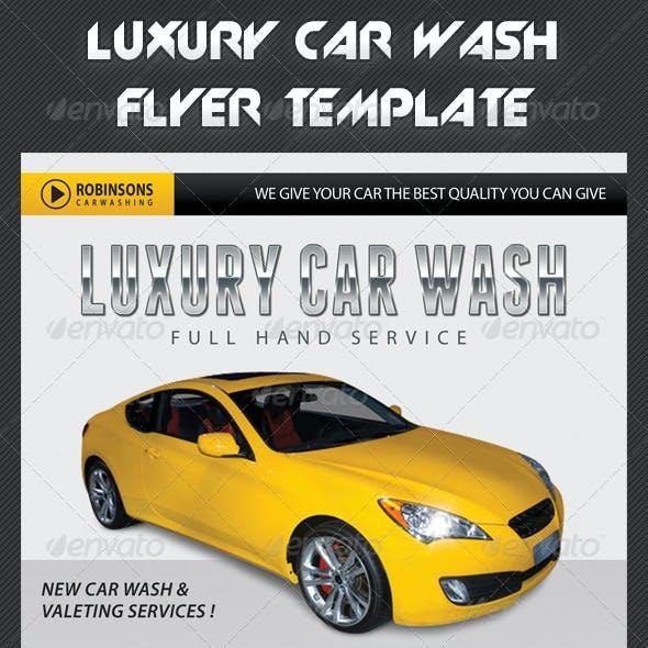 Car Wash Flyer 03