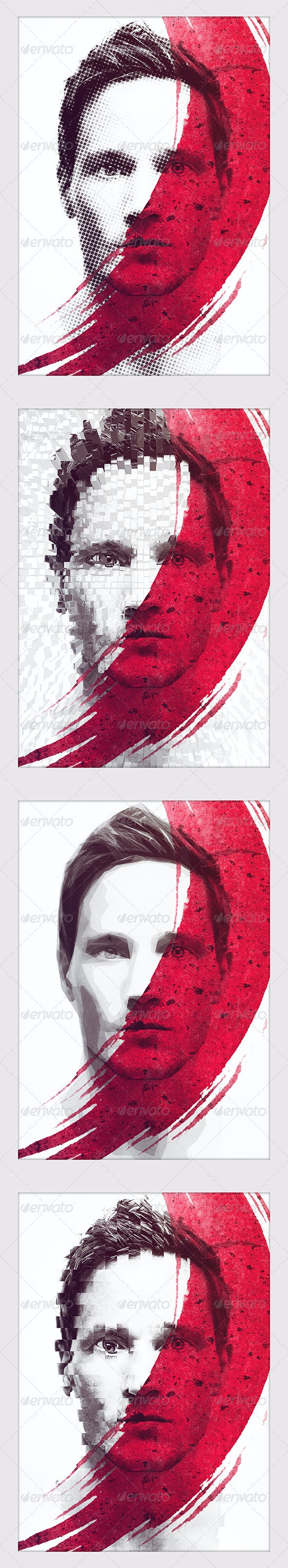Dream Template Premium Effects - Artistic Photo Templates