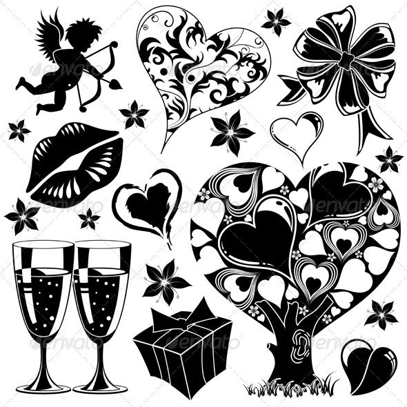 Valentines Day collection - Valentines Seasons/Holidays