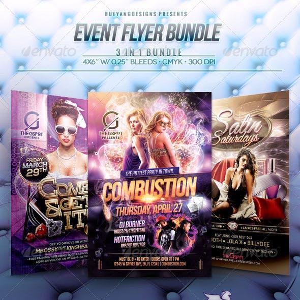 Event Flyer Bundle