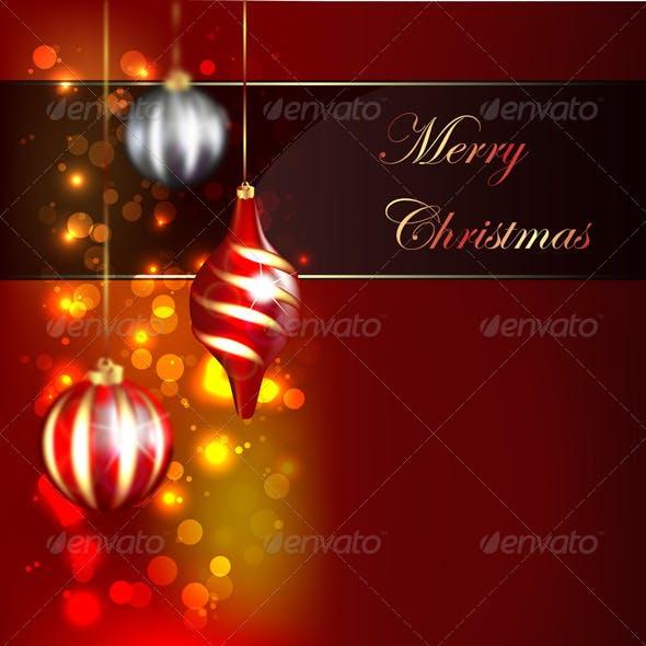 Christmas Blur Design