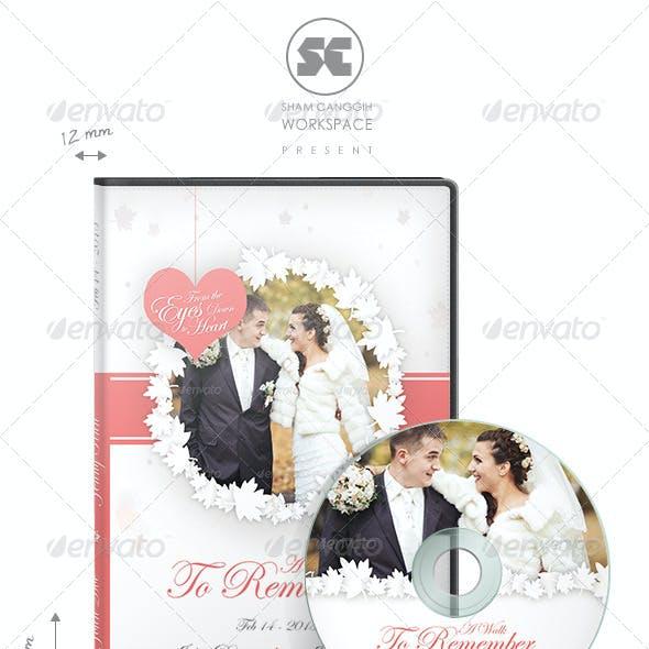 Wedding DVD Case
