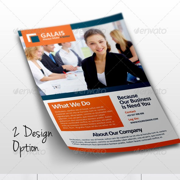 Multipurpose Business Flyer Vol. 4