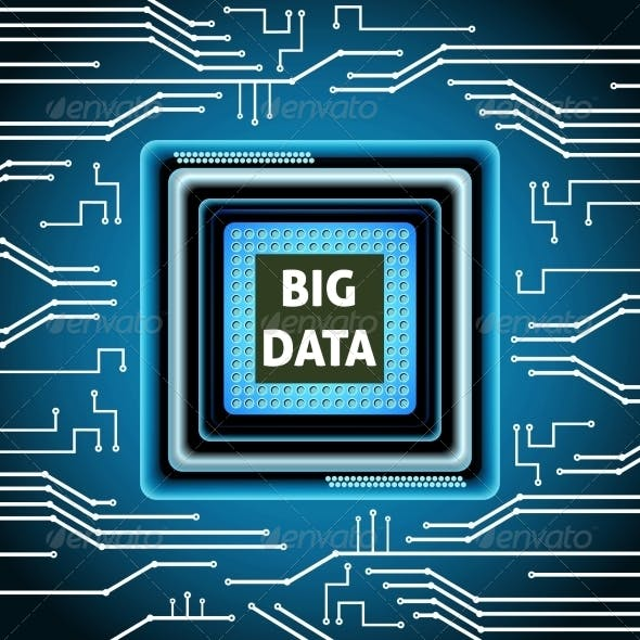 Microchip Big Data Background