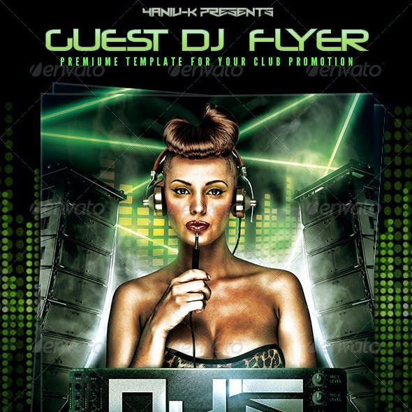 Electro/Deep House Special Guest Dj