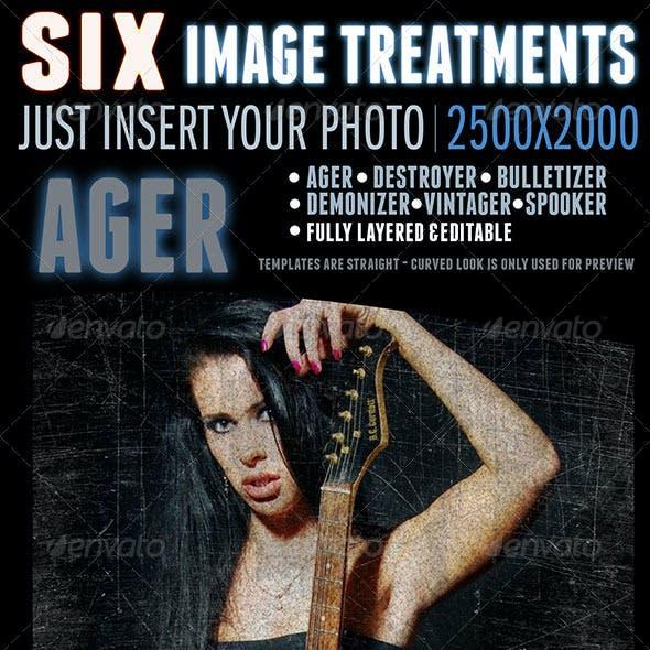 6 Dramatic Image Treatments