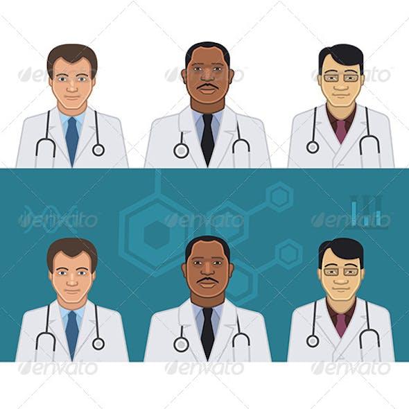 Doctors Avatars