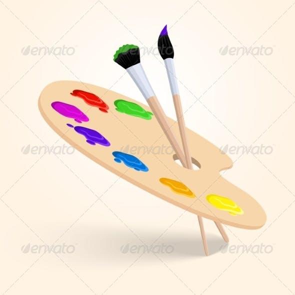 Art Color Palette