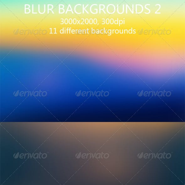 Blur Backgrounds 2