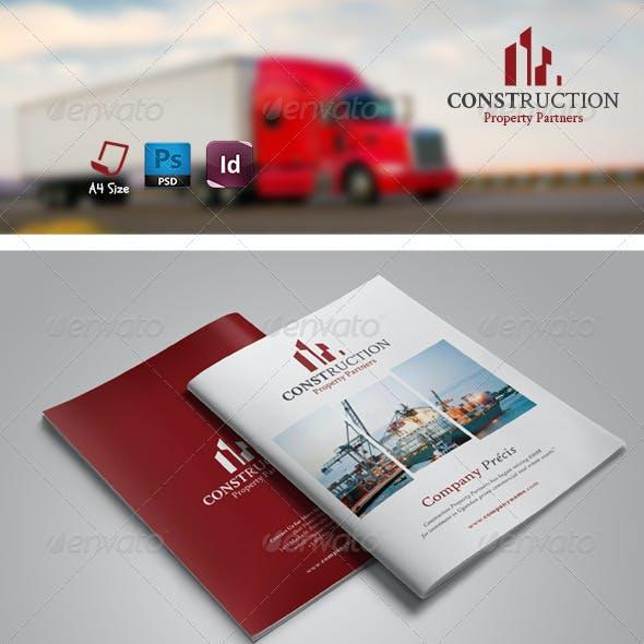 International Brochure Templates