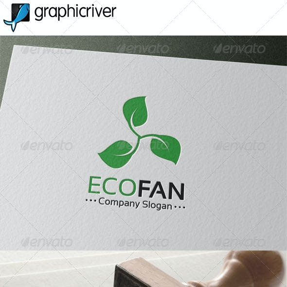 Eco Fan Logo