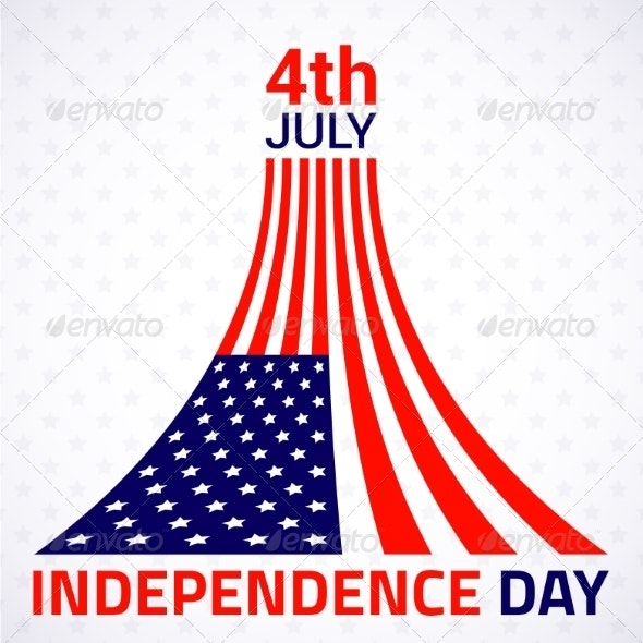 American Independence Day Design - Miscellaneous Seasons/Holidays