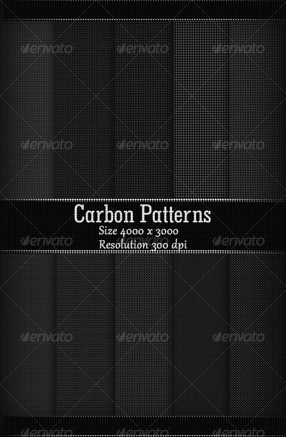Carbon Patterns - Patterns Backgrounds