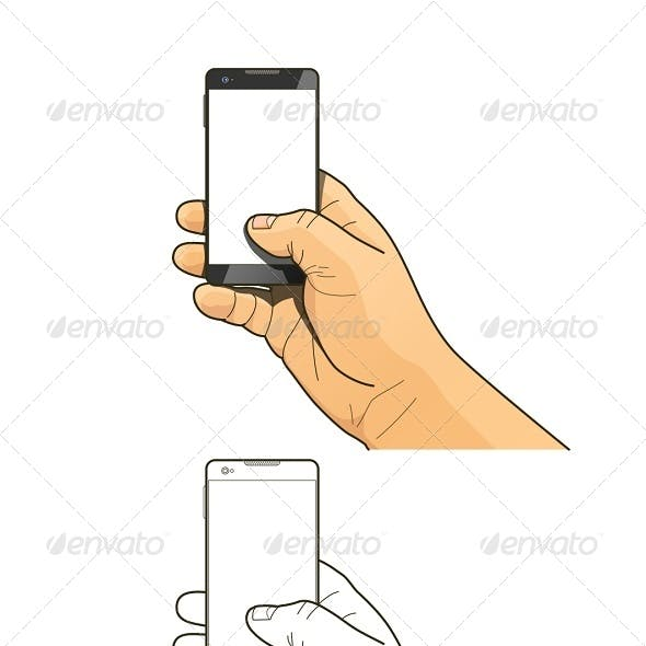 Phone in Hand