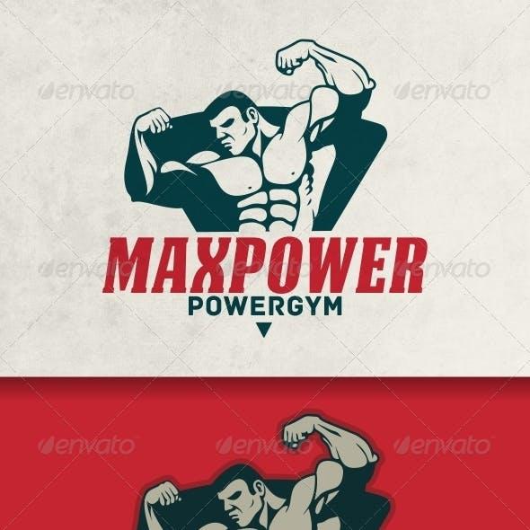 Powergym Logo