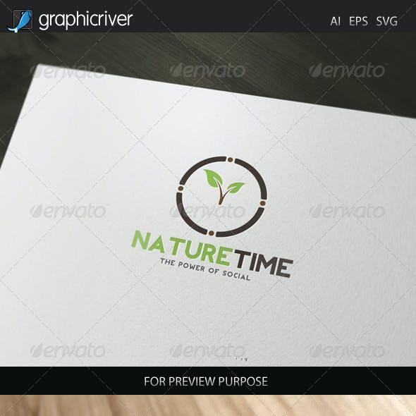Nature Time Logo