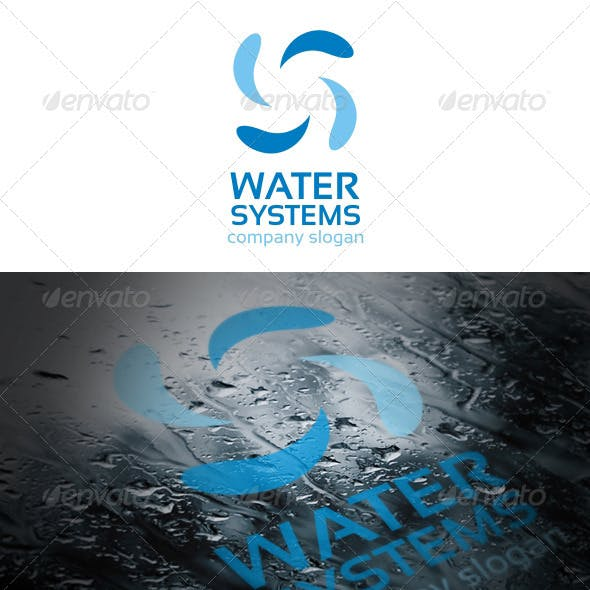 Water Systems Logo