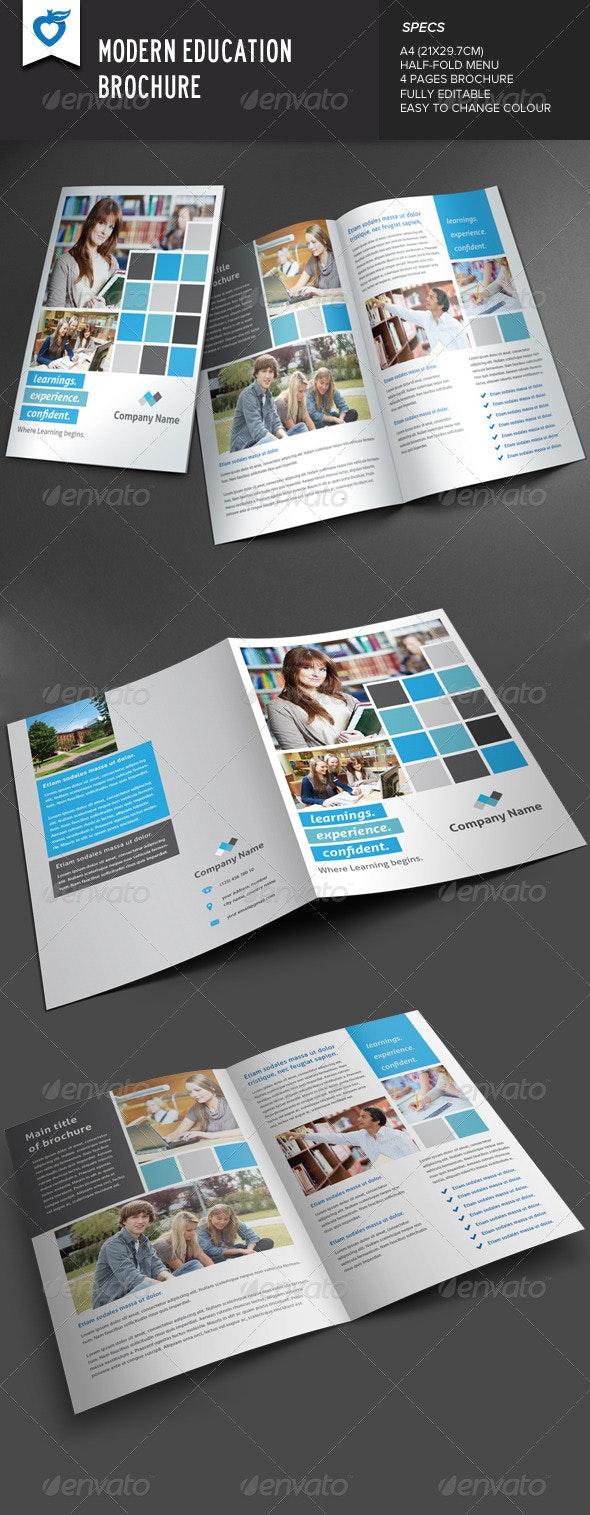 Education Brochure - Corporate Brochures
