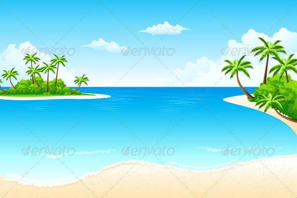 Tropical Landscape - Landscapes Nature