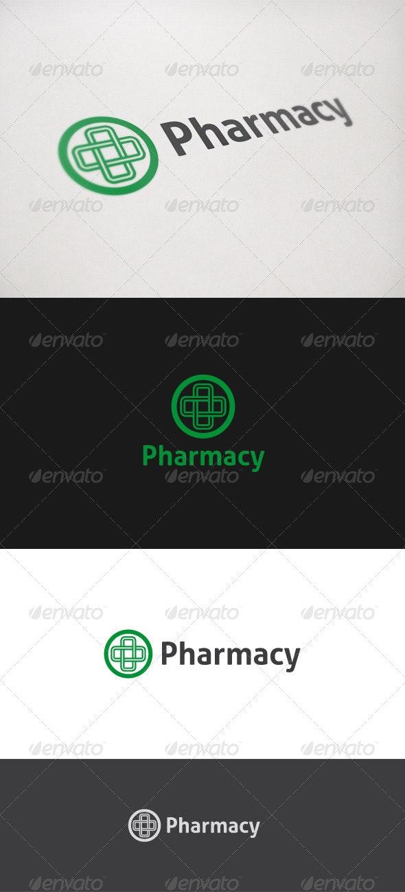 Pharmacy Logo - Symbols Logo Templates