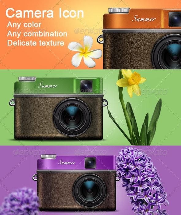 Camera ICON - Icons