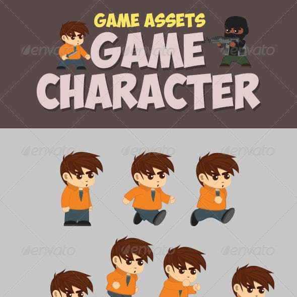 Game Asset - Game Character