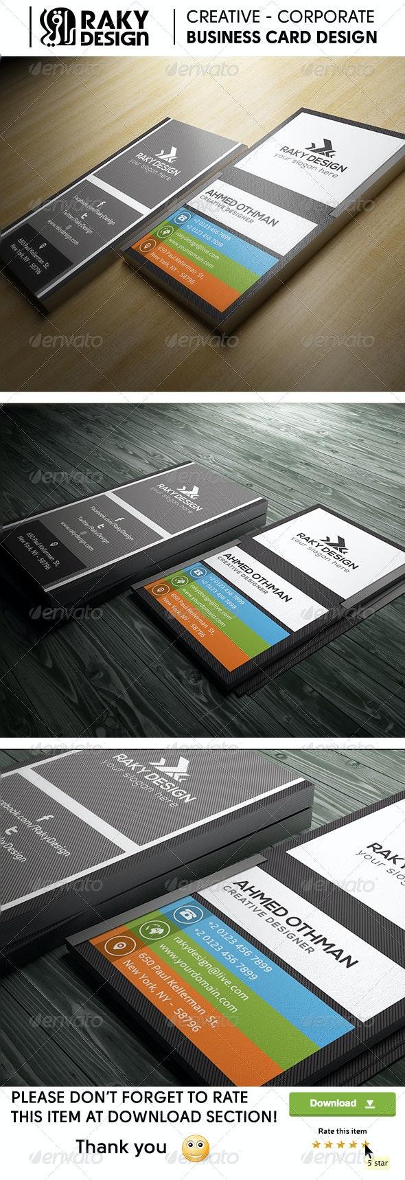 Creative Business Card 22 - Creative Business Cards