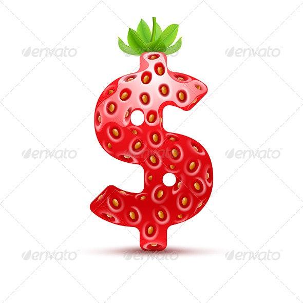 Tasty Symbols - Food Objects