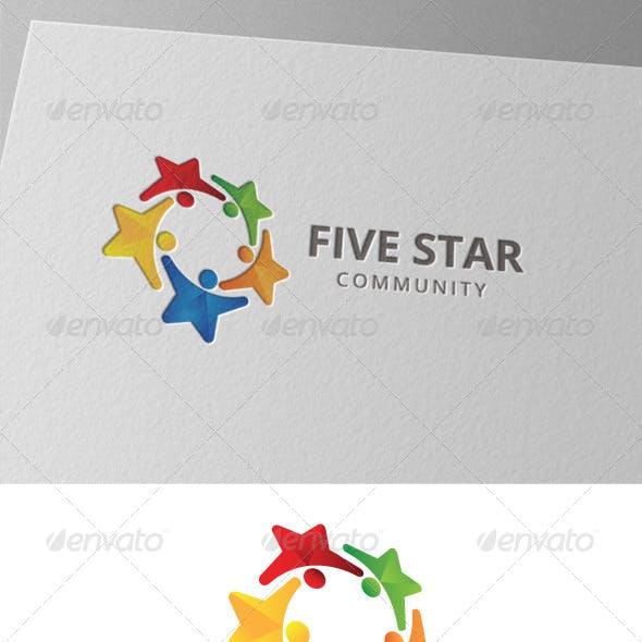 Five Star Community Logo