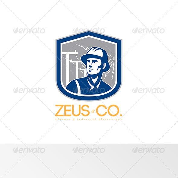 Zeus Industrial Electricians Logo