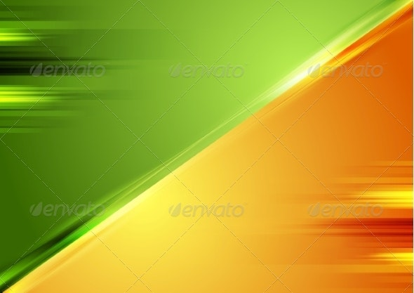 Bright Contrast Background - Abstract Conceptual