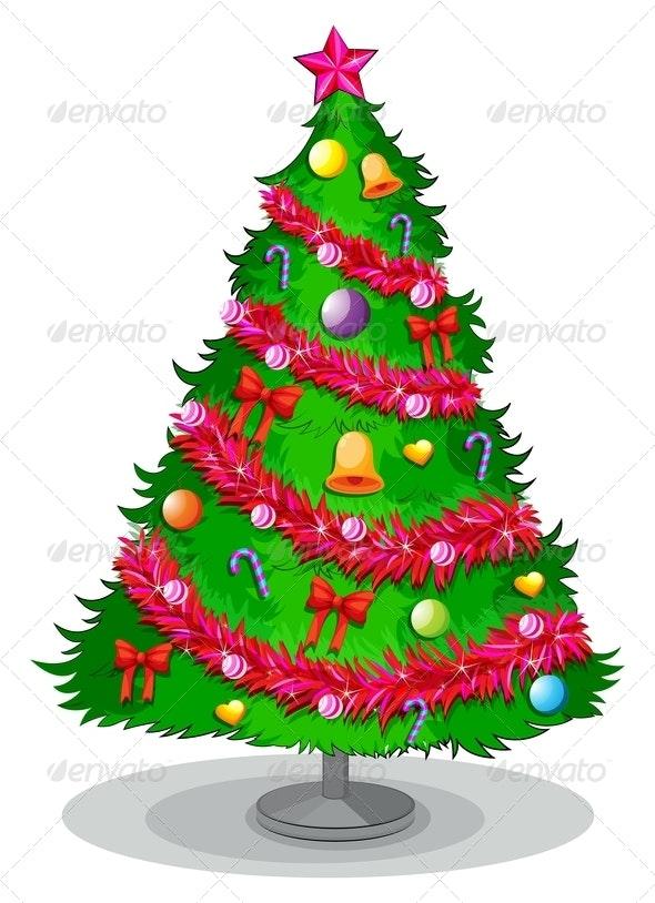 Christmas Tree  - Flowers & Plants Nature