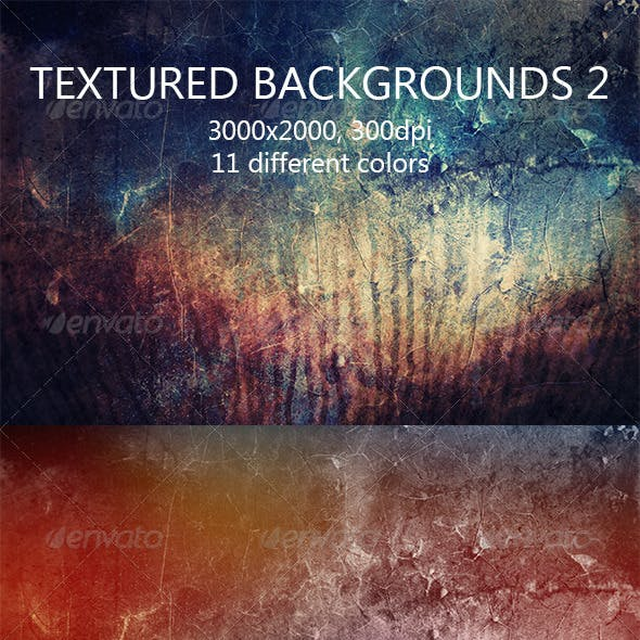 Textured Backgrounds 2