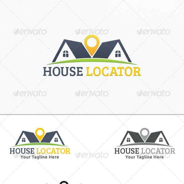 House Locator - Logo Template