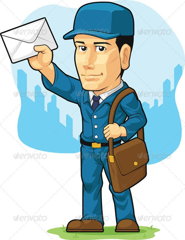 Postman - People Characters