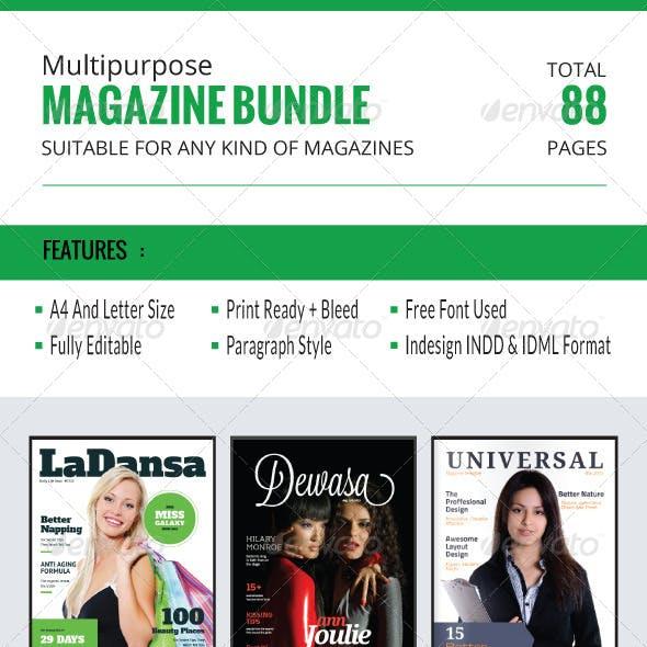 Magazine Bundle Vol. 01
