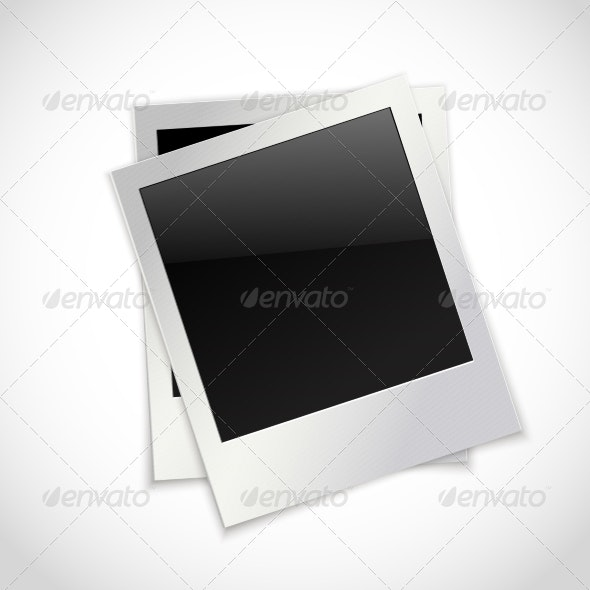 Photo Frames Isolated - Borders Decorative