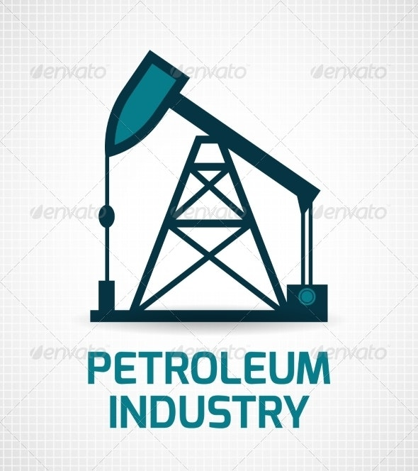 Oil Industry Poster - Industries Business