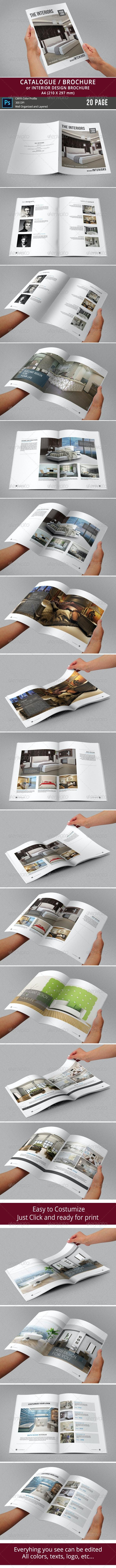 Catalogue / Brochure - Catalogs Brochures