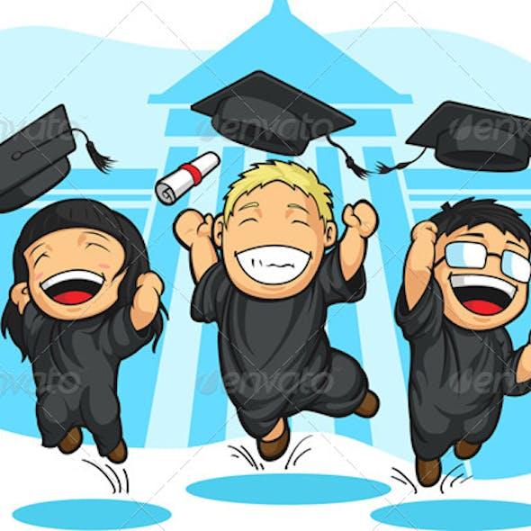 School-College Graduation