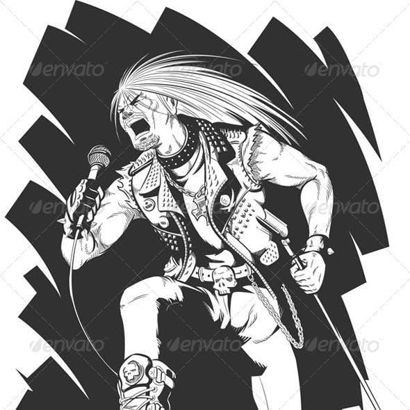 Sketch of Rocker