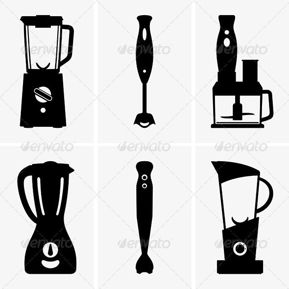 Blenders - Man-made Objects Objects