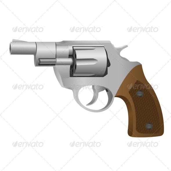 Revolver - Miscellaneous Vectors