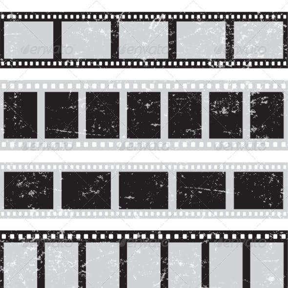 Seamless Film Reel