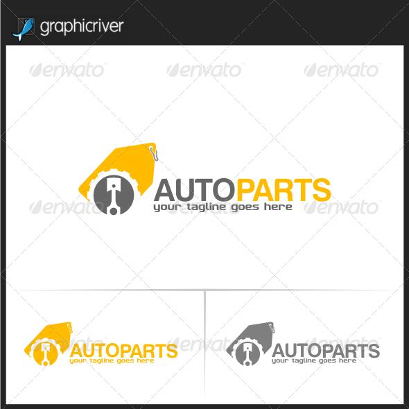 Auto Parts Logo Templates