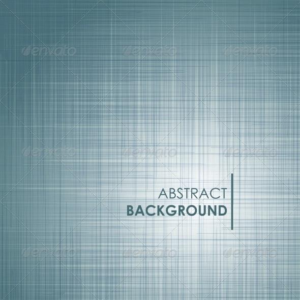 Striped Blue Background - Miscellaneous Vectors