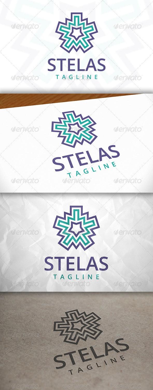 Stelas Logo - Symbols Logo Templates