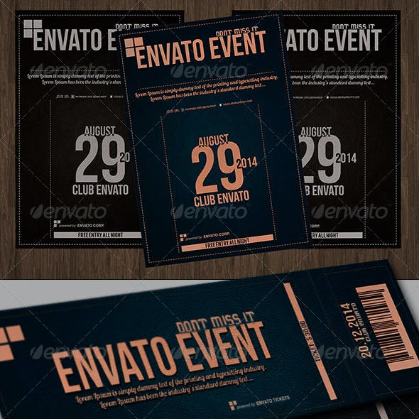 Elegant event bundle